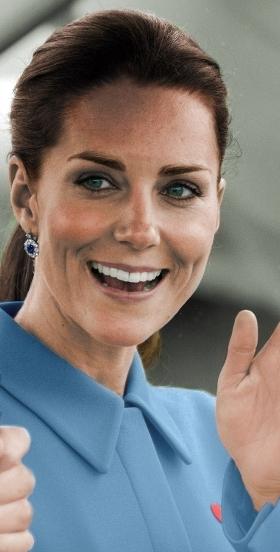[QUIZ] Co wiesz o księżnej Kate?