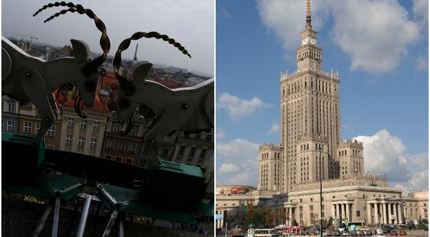Poznań czy Warszawa?