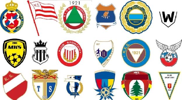 QUIZ. Jak dobrze znasz piłkarskie kluby z Małopolski? Rozpoznasz, czyj to herb?