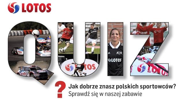 [QUIZ] Jak dobrze znasz polskich sportowców? Sprawdź się w naszej zabawie