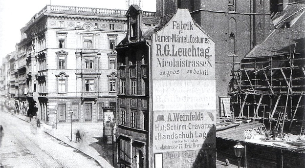 Budynki i miejsca we Wrocławiu, które już nie istnieją