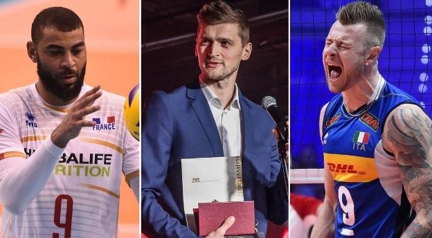 QUIZ SIATKARSKI. Rozpoznasz najlepszych na świecie zawodników?