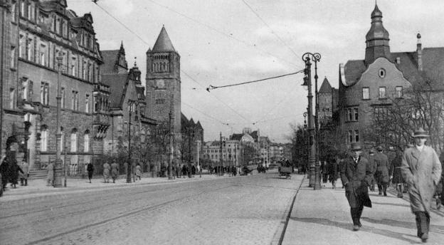 Tak wyglądał Poznań przed wojną. Rozpoznasz te miejsca?