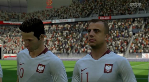 Rozpoznasz reprezentantów Polski w grze FIFA 20? Twórcy przesadzili! [QUIZ]