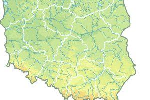Najdłuższą rzeką w Polsce jest Wisła, a która z rzek jest na drugim miejscu?