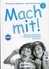 Mach mit! 1. Materiały ćwiczeniowe do języka niemieckiego dla klasy 4
