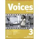 Voices. Zeszyt ćwiczeń z płytą CD-ROM. Część 3