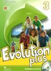 Evolution plus 3. Podręcznik + płyta CD