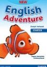 New English Adventure. Starter. Zeszyt ćwiczeń + płyta CD