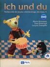 ich und du 3 Nowa edycja Podręcznik do języka niemieckiego z płytą CD