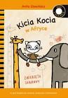 Kicia Kocia w Afryce. Kolorowanka