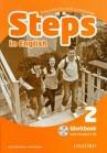 Steps in English 2. Zeszyt ćwiczeń z płytą CD