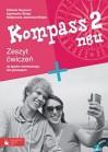 Kompass 2 neu. Książka ćwiczeń z płytą CD