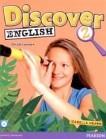 Discover English 2. Zeszyt ćwiczeń + płyta CD