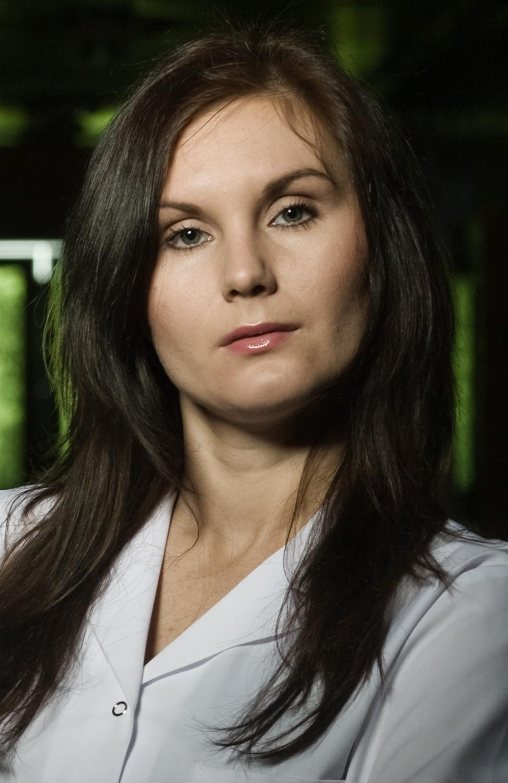 dr inż. Bożena Tyliszczak