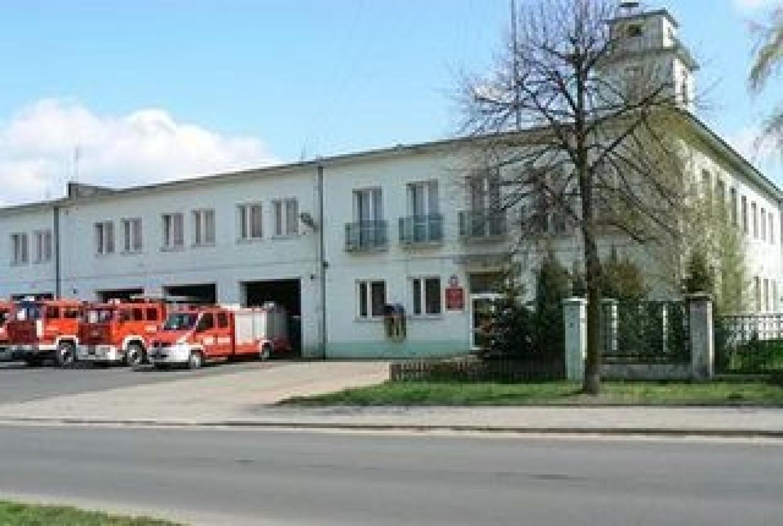 Jednostka Ratowniczo - Gaśnicza w Kutnie