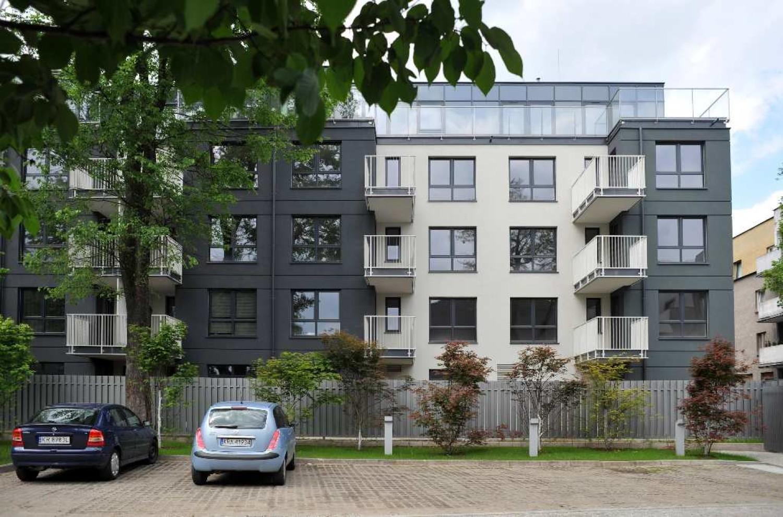 Budynek mieszkalny, ul. Sandomierska 3