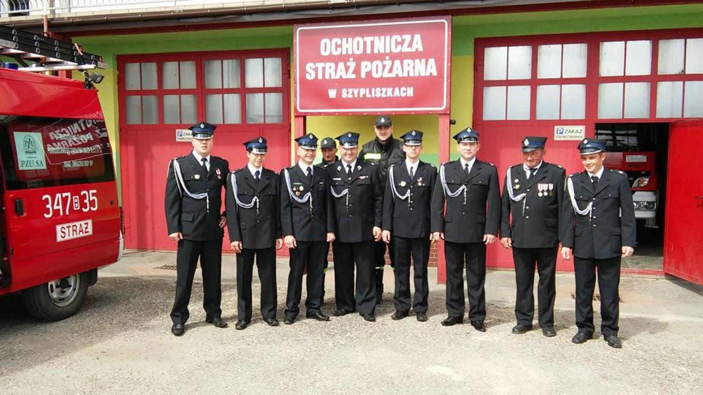 OSP Szypliszki