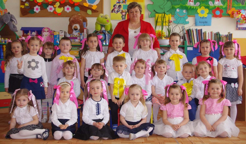 Punkt przedszkolny Małe Przedszkole przy szkole podstawowej w Dziebałtowie. Oddział przedszkolny: