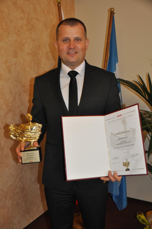 Ryszard Jędruch, Wójt gminy Tryńcza