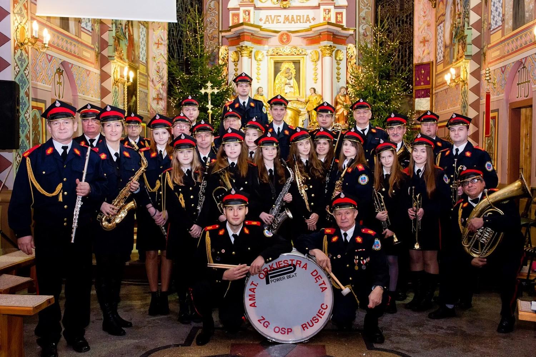 Amatorska Orkiestra Dęta im. K. Namysłowskiego w Ruścu