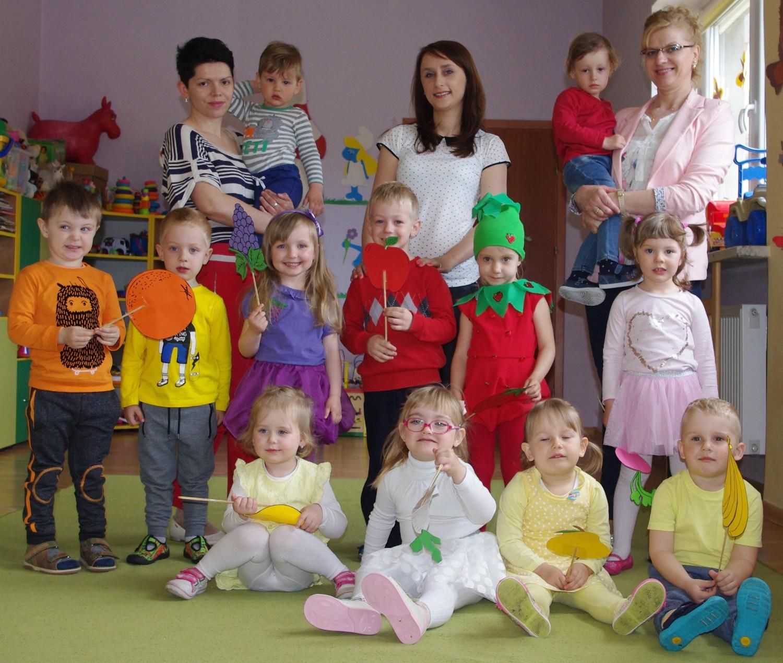"""Niepubliczne Przedszkole Językowe """"Jaś i Małgosia"""" w Sandomierzu. Grupa Maluchów"""