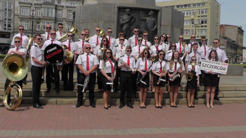 Orkiestra OSP Szczerców