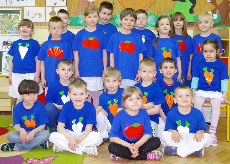 Przedszkole Samorządowe nr 6 w Sandomierzu. Grupa IV - Smerfy