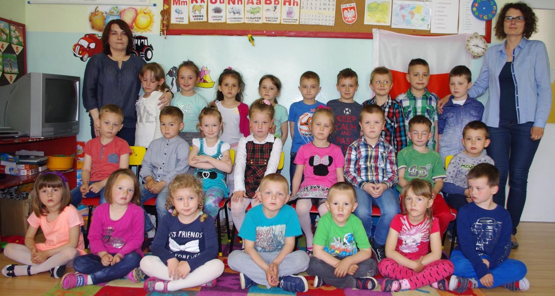 Szkoła Podstawowa w Wilczycach. Oddział Przedszkolny 0A i 0B