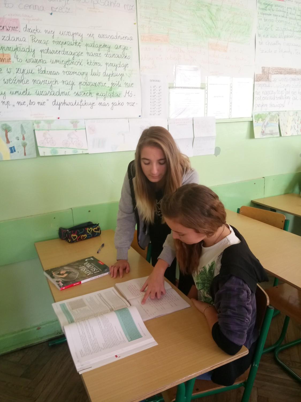 Klasa 2A, Publiczne Gimnazjum nr 14 w Łodzi