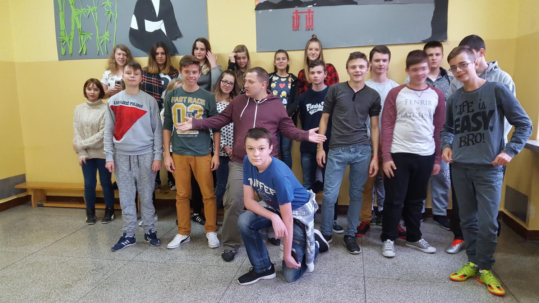 Klasa 2B, Gimnazjum nr 5 w Łodzi