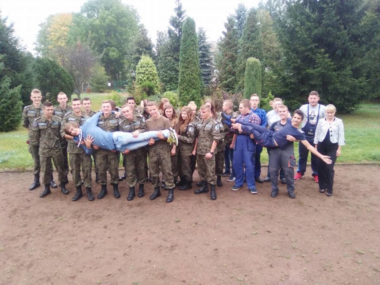 Klasa 2B, ZS Drzewnych i Ochrony Środowiska w Radomsku