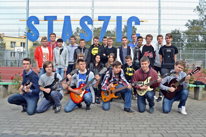 Klasa 2I, Zespół Szkół im. S. Staszica w Kutnie