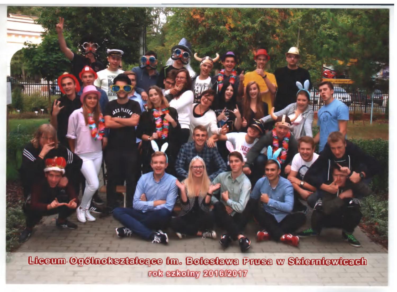 Klasa IIIB, LO im. B. Prusa w Skierniewicach