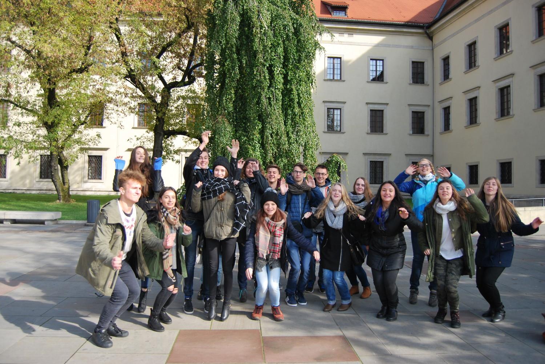Klasa 2C, XII Liceum Ogólnokształcące im. Stanisława Wyspiańskiego w Łodzi