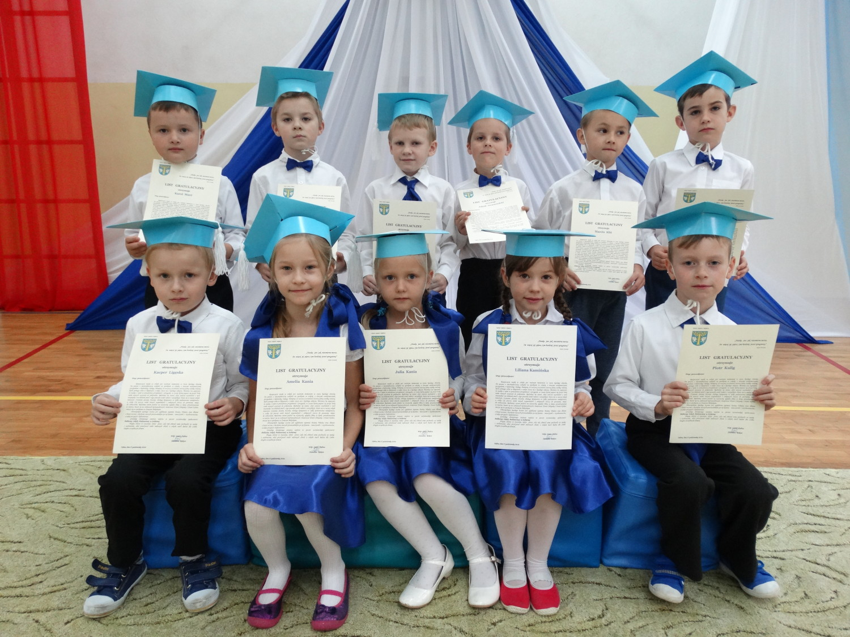 Zespół Szkół im. Jana Pawła II w Stobiernej Publiczna Szkoła Podstawowa w Stobiernej - klasa I