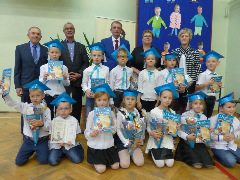 Szkoła Podstawowa im. Adama Mickiewicza w Borowej - klasa Ia