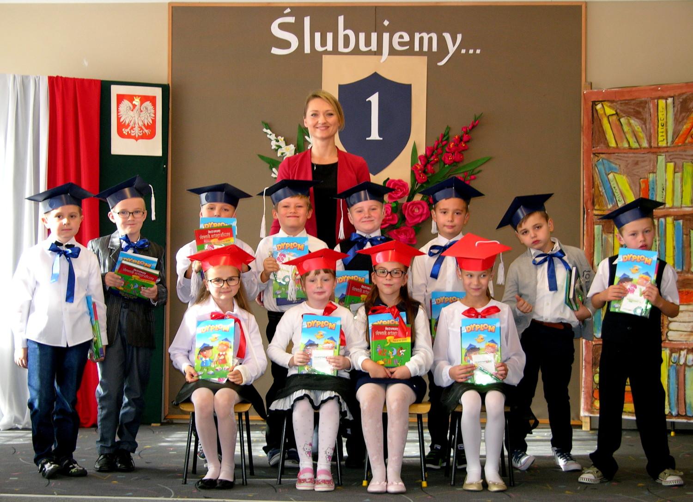 Szkoła Podstawowa im. gen. bryg. Mieczysława Boruty-Spiechowicza w Nowym Borku - Klasa I