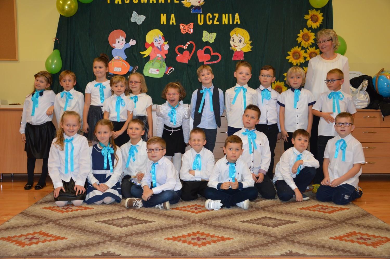 Szkoła Podstawowa nr 6 w Mielcu - Klasa I B