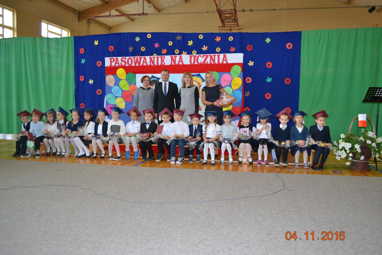 Szkoła Podstawowa w Tryńczy - klasa I