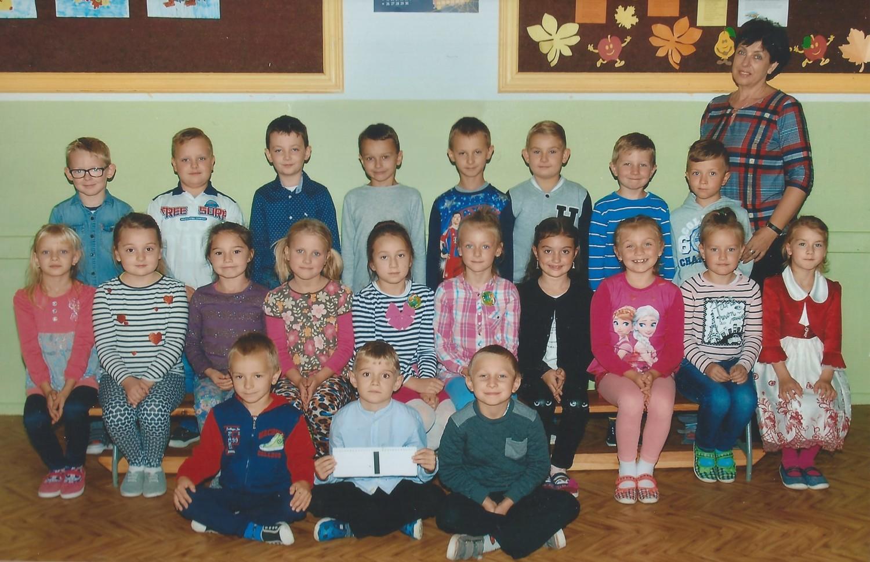 Zespół Szkół w Raniżowie Szkoła Podstawowa - klasa I