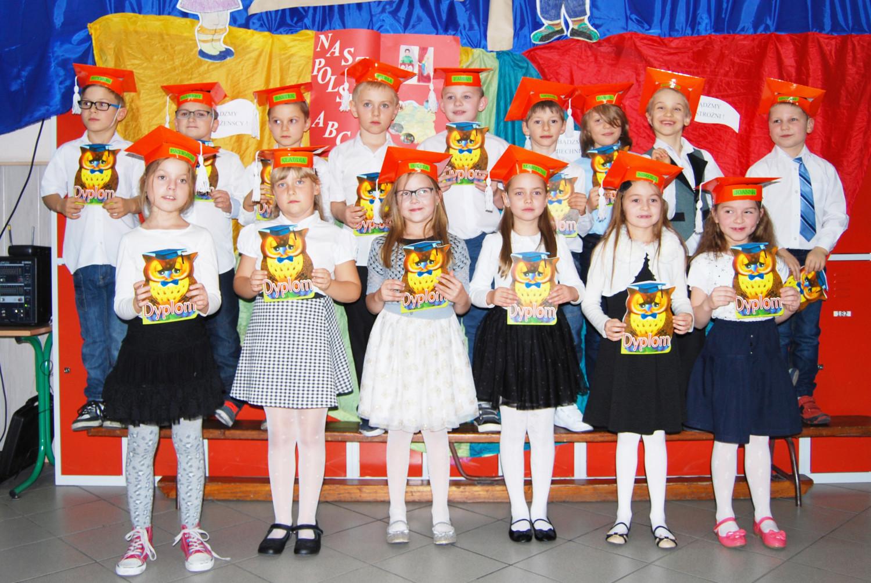 Zespół Szkolno – Przedszkolny Nr 9 w Rzeszowie; Szkoła Postawowa Nr 19; Klasa 1b
