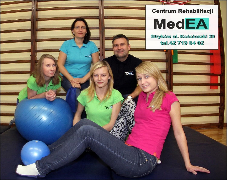 Centrum Rehabilitacji MedEA s.c, Stryków