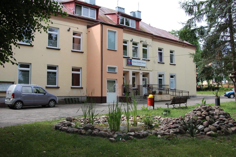 Gminny Ośrodek Zdrowia w Burzeninie