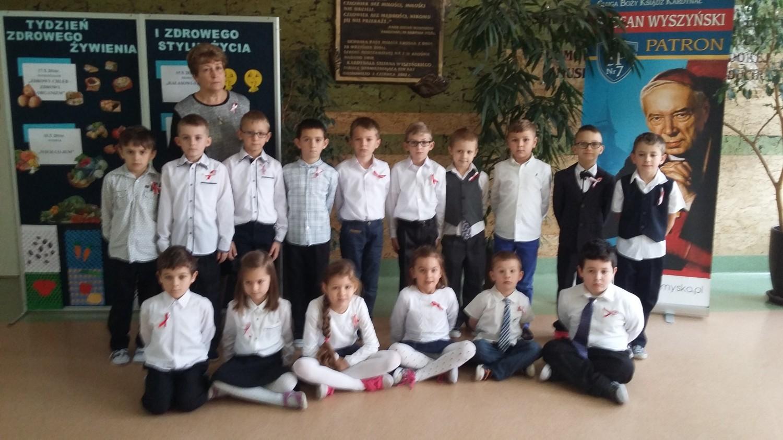 Miejski Zespół Szkół Nr 3 w Krośnie Szkoła Podstawowa Nr 7- Klasa I