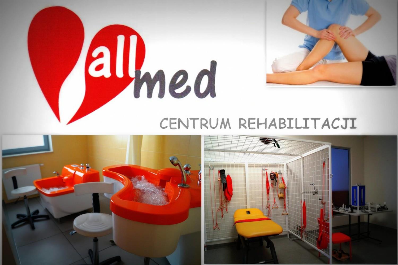 NZOZ All-Med Rehabilitacja Sp.j., Łódź