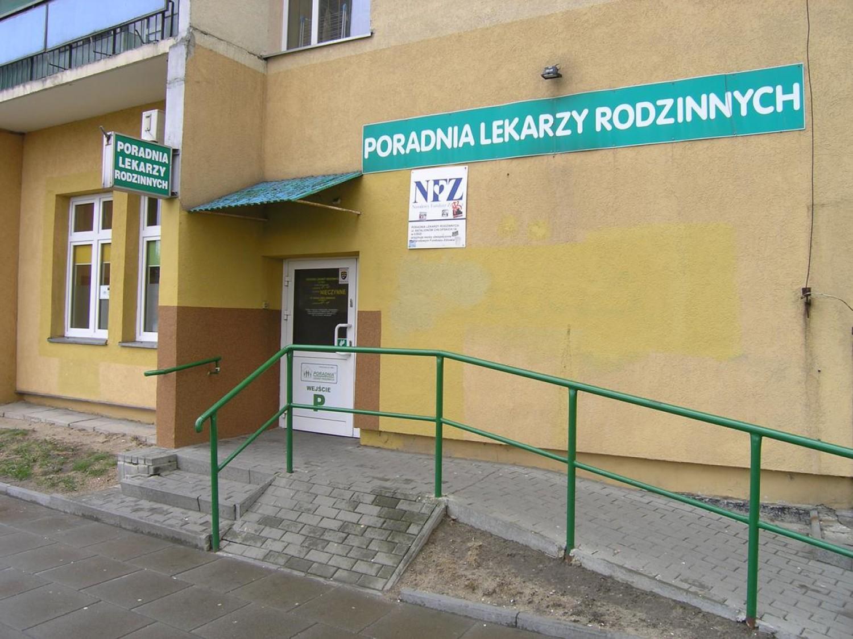 Poradnia Lekarzy Rodzinnych s.c. H. Boguszewska, A. Jocz-Minich, A. Płusa-Żak, Łódź