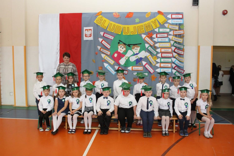 Szkoła Podstawowa nr 15 w Zespole Szkolno-Przedszkolnym nr 7 w Rzeszowie - Klasa I A