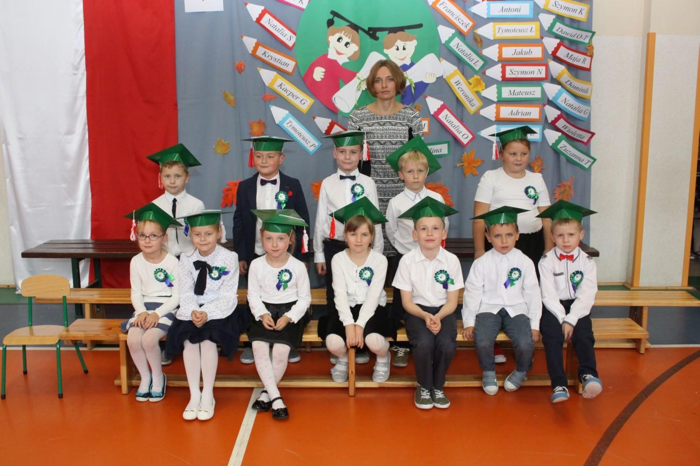 Szkoła Podstawowa nr 15 w Zespole Szkolno-Przedszkolnym nr 7 w Rzeszowie - Klasa I B