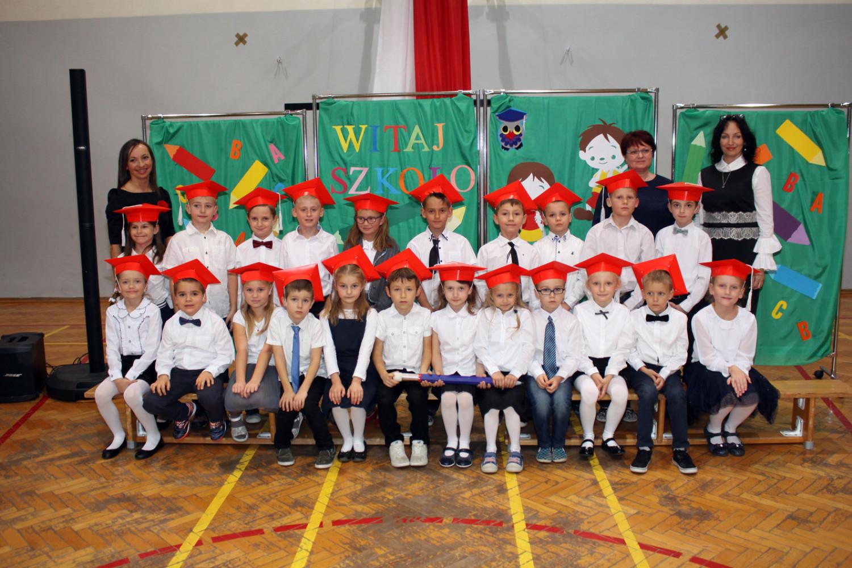 Szkoła Podstawowa nr 16 w Rzeszowie Klasa 1b